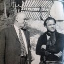 Marlon Brando - Jours de France Magazine Pictorial [France] (7 February 1959)