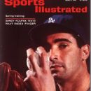 Sandy Koufax - Sports Illustrated Magazine Cover [United States] (4 March 1963)