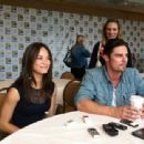 Kristin Kreuk and Jay Ryan - 454 x 339