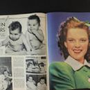 Judy Garland - Screen Guide Magazine Pictorial [United States] (February 1941) - 454 x 340