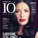 Catherine Zeta-Jones - Io Donna Magazine Cover [Italy] (10 February 2018)