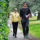 Emma Roberts and Garret Hedlund – Arrive for a hike on the hills of the Griffith Observatory in LA