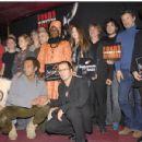 "Vanessa participe au concert au profit de ""Solidarite Sida"" a Paris"