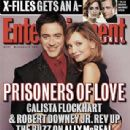 Calista Flockhart - Entertainment Weekly Magazine [United States] (3 November 2000)