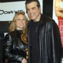 Gianna Ranaudo and Chazz Palminteri