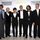 Opening Gala: Fantastic Mr Fox - Red Carpet Inside Arrivals