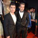 "Erkan Petekkaya attend the ""Yeni Dünya"" Premiere"