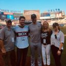 Lindsay Frost and Rick Giolito and family