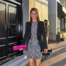 Lori Loughlin – Celebrates her birthday at Craigs in West Hollywood - 454 x 681