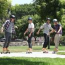 Big Time Rush is gearing up for their appearance at the 2011 Nickelodeon Worldwide Day Of Play