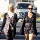 "Lindsay Lohan's Family: Cranky at ""Glee"" Mockery - 454 x 726"