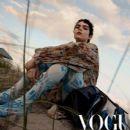Amandine Renard - Vogue Magazine Pictorial [China] (July 2018)