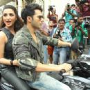 Launch of song Jaaneman Aah from film Dishoom - 454 x 303