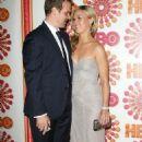 Julia Stiles and David Harbour