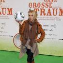 Nova Meierhenrich - the movie premiere of 'Der ganz große Traum' in Berlin, 22.02.2011