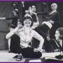 Katharine Hepburn And The Cast In The Musical ''coco''