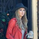 Ashley Tisdale Style Out In Toluca Lake