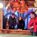Liam Payne & his girlfriend Sophia Smith went to London's Winter Wonderland in Hyde Park