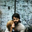 Paul McCartney and Linda McCartney Photoshoting[1969]