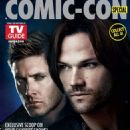 Jared Padalecki, Jensen Ackles, Supernatural - Comic-Con Magazine Cover [United States] (2 August 2014)