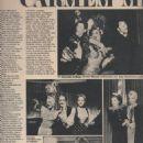 Carmen Miranda - Fatos E Fotos Gente Magazine Pictorial [Brazil] (23 April 1979)
