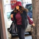 Salma Hayek's Parisian Retail Romp