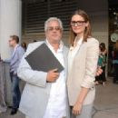 Stana Katic At 2014 Emmy Awards Costume Design and Supervision Nominee Reception