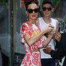 Katy Perry At Loreto Mandeville Hall High School In Toorak
