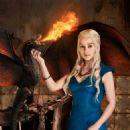 Game of Thrones: Emilia Clarke - TV Guide Magazine Pictorial [United States] (27 March 2013)