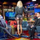 Brandi Glanville At Bravos Watch What Happens Live In Nyc