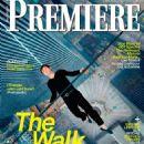 The Walk - Premiere Magazine Cover [France] (September 2015)