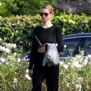 Rosie Huntington-Whiteley – Out for a walk in Beverly Hills