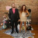 Maria Kanellis and Mike Bennett's engagement photo shoot - 454 x 302