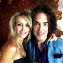 Paul Stanley & Erin at Erin Sutton's birthday party - 454 x 607