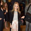 Annasophia Robb Rebecca Minkoff Fashion Show In Ny