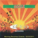 2011-02-25: Morning Becomes Eclectic, KCRW-FM, Santa Monica, CA, USA