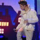 Justin Bieber Performs & Wins at the 2011 Bambi Awards