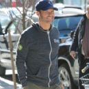 Ryan Seacrest spotted outside his hotel in New York City, New York on January 25, 2015 - 413 x 600