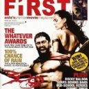 Gerard Butler, Lena Headey - First Magazine Cover [Singapore] (March 2007)