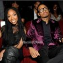 Terrence Jenkins and Brandy