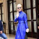 Katy Perry – Leaving Hotel Meurice in Paris