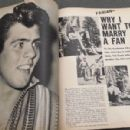 Fabian - Movie Life Magazine Pictorial [United States] (December 1959)