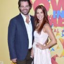 Poppy Montgomery and Shawn Sanford - 448 x 807