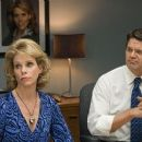 Cheryl Hines and John Michael Higgins in Columbia Pictures' The Ugly Truth.