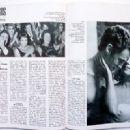 Jeanne Moreau - Jours de France Magazine Pictorial [France] (16 March 1963) - 454 x 330