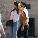 Sofia Vergara in Jeans – Out in Madrid
