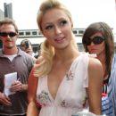 Paris Hilton At The Gold Coast Hospital In Queensland