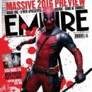 Deadpool - Empire Magazine Cover [Australia] (March 2016)