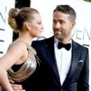 Ryan Reynolds and Blake Lively : 74th Annual Golden Globe Awards - 454 x 317