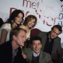 The Cast of How I Met Your Mother, host Speed Dating at Grand Central